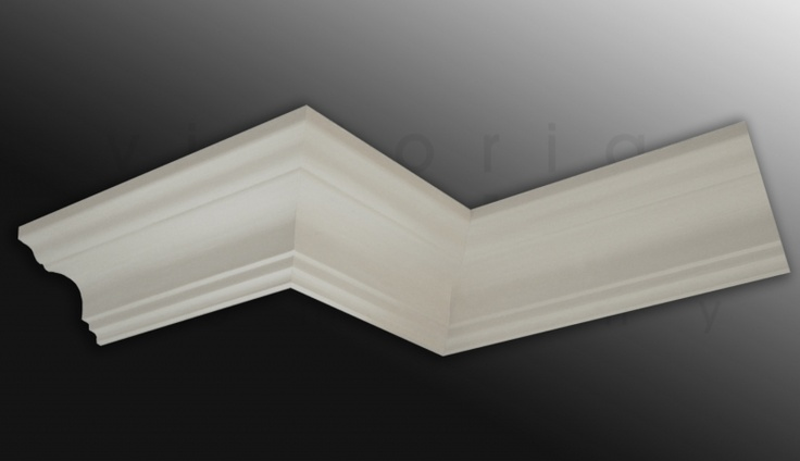 Edwardian - Plaster Coving and Ceiling Roses from the Victorian Cornice Company
