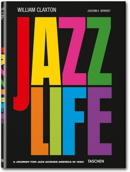 William Claxton. Jazzlife http://tienda.museothyssen.org/en/publicaciones/fondo-editorial/jazzlife-william-claxton-trade.html