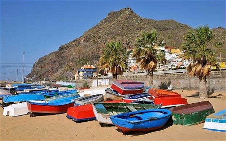 Secret seaside: Las Teresitas beach, Tenerife - Telegraph