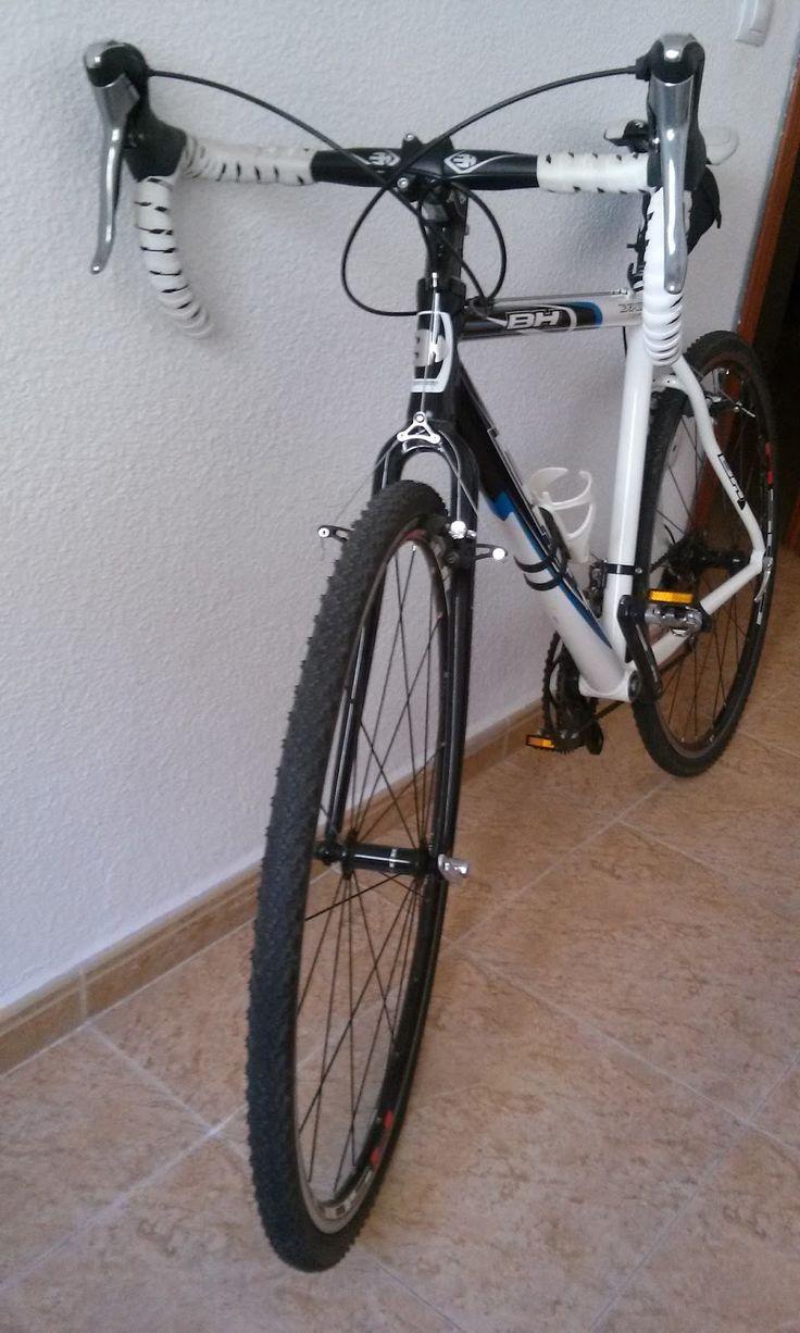 Aquí es Quique: Vendo bicicleta de ciclocross