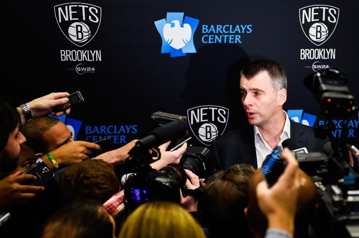 The scariest thing that Mikhail Prokhorov said about his Brooklyn Nets