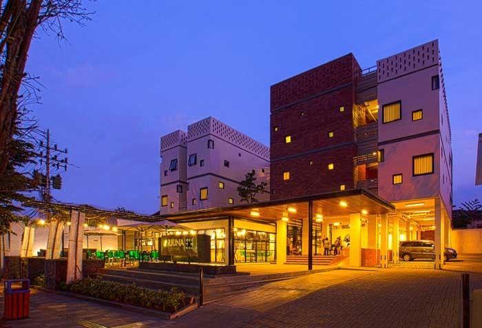 Arjuna Kota Batu, A Breathing Hotel