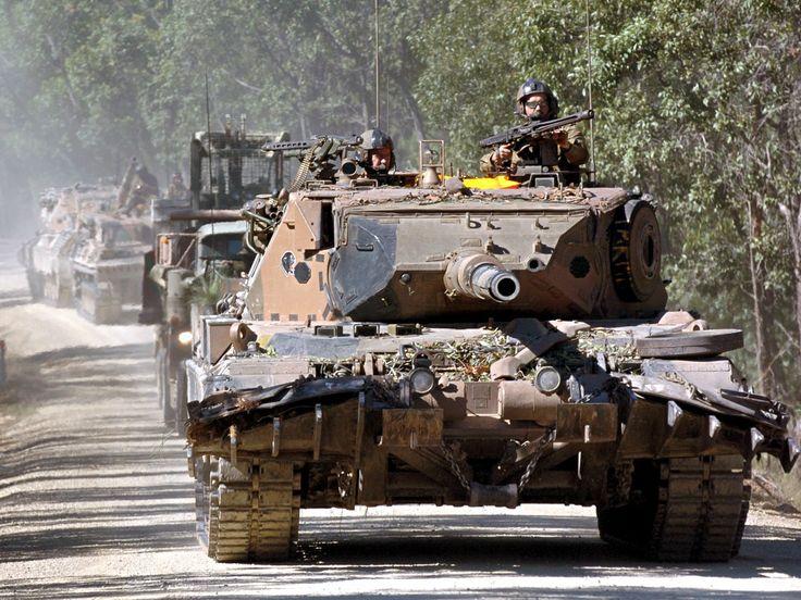 Leopard 1   Leopard 1 Main Battle Tank