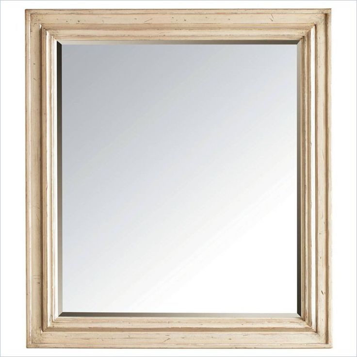 stanley furniture the classic portfolio european cottage landscape mirror - Oly Furniture Sale