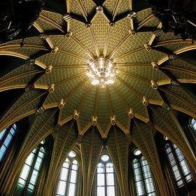 beautiful ceiling display