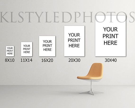 Photography Wall Size Display / Marketing/ by KLStyledPhotos