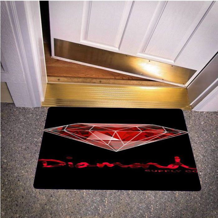 DIAMOND SUPPLY CO CUSTOME 3 BEDROOM CARPET BATH OR DOORMATS