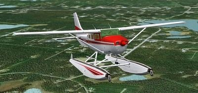 FS2004: Cessna 206 (Carenado) | YoYoSims