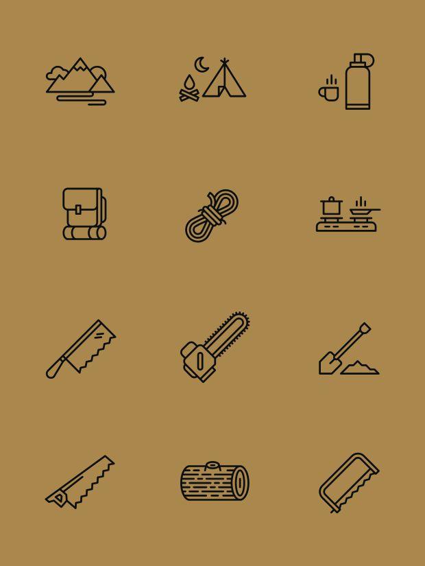 Monicons 1 - Set of 100 icons