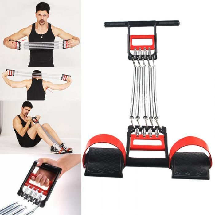 Muti Functional Spring Chest Developer At Home Workouts Lateral Raises Development
