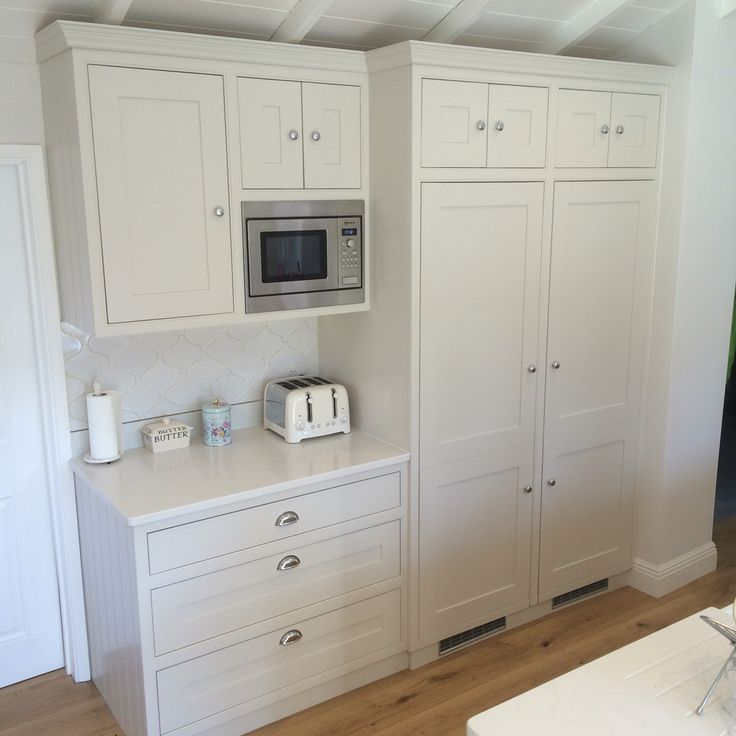 Great looking are concealing a integrated fridge and freezer