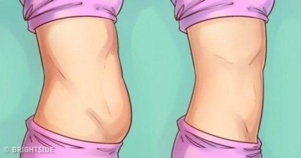 Υγεία - Οι περισσότεροι γνωρίζουμε πόσο δύσκολο μπορεί να είναι να απαλλαγούμε από το περιττό λίπος, ειδικά στην περιοχή της κοιλιάς. Ο μεταβολισμός δεν είναι ίδιο