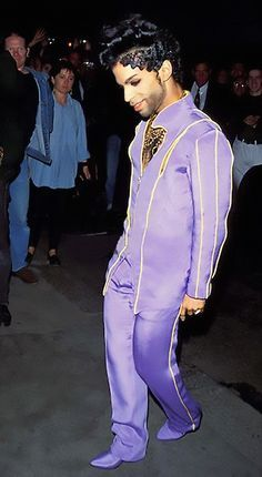 Classic Prince   1991/1992 Diamonds & Pearls Era - Image enhanced/cleaned-up by Modernaire 2015