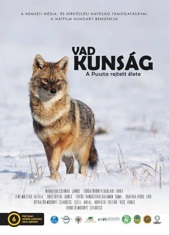 Vad Kunsag - A Puszta rejtett elete-poszter