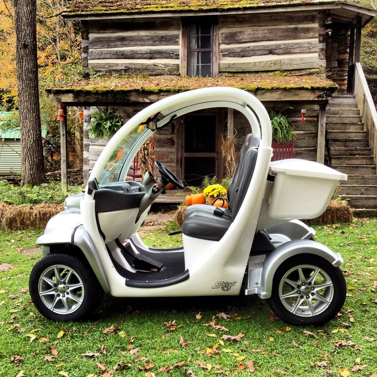 Think Neighbor Electric Car For Sale
