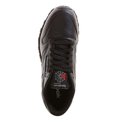 Reebok | CLASSIC LEATHER Sneaker Herren | schwarz, 42.5 - http://on-line-kaufen.de/reebok/42-5-reebok-classic-herren-sneakers-2