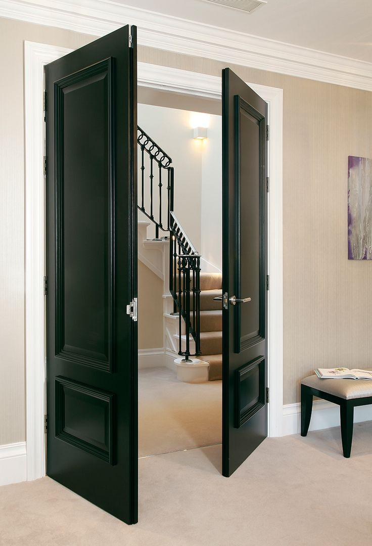 Iris 2-Pannel Oak Bespoke door & 17 Best images about Bespoke Doors on Pinterest | Bespoke Ash and ... Pezcame.Com