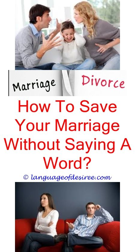 trying to save my marriage alone