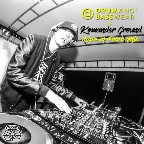 KOMANDER GROUND - Rave In Peace (Drum And Bass Wear Mix Series Vol.5) by dnbwear.eu https://soundcloud.com/dnbwear_eu/komander-ground-rave-in-peace-drum-and-bass-wear-mix-series-vol5