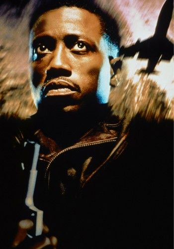 Passenger 57. Classic action packed, on and off the air