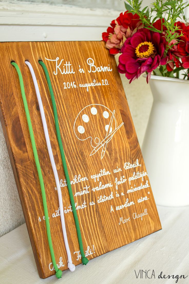 www.vinca.hu  Vinca Design, cord of the three strands, lovecord, cords of love, wedding decor, wedding sign, wooden sign // életfonal, esküvői dekoráció, esküvői dekor