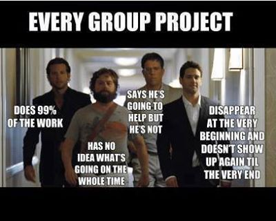 Group project...