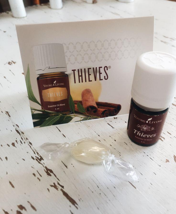 Thieves Essential Oil 🌿