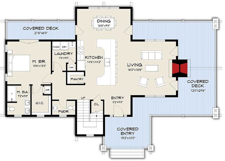 241 Best Floor Plans Images On Pinterest Country Homes