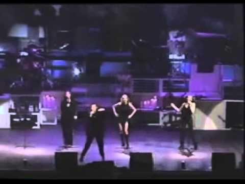 timbiriche en vivo concierto el reencuentro 98 parte 2 - YouTube