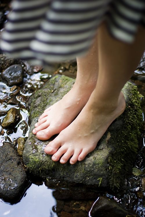 Short Cute Unpainted Natural Toenails Natural Toes Pinterest