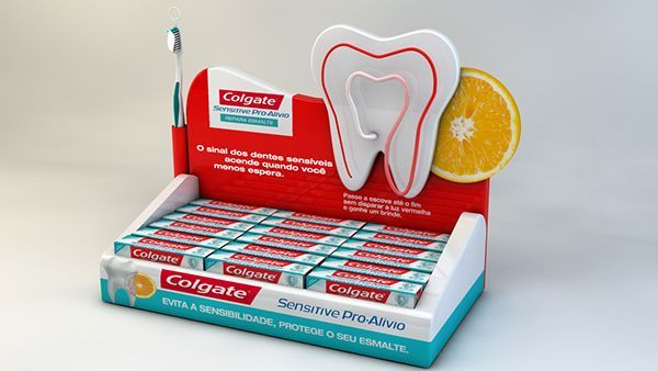 Colgate • Display on Behance