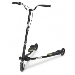 Monopattino-mod. 145mm RANGER Nero. Doppia pedana doppio divertimento! #scooter #FunSport #Roces