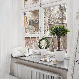 Bedroom Window Sill Ideas