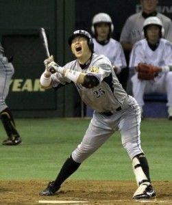 新井さん 打てない #hanshin #tigers #阪神タイガース