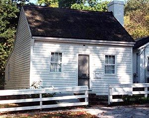 Ulysses S. Grant`s Birthplace in Portsmouth, Ohio up river from Cincinnati.