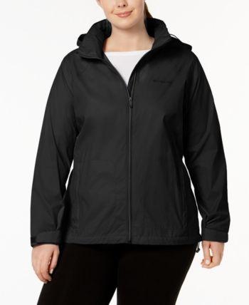 Columbia Plus Size Switchback Iii Jacket 1