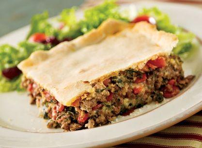 Publix Italian Pie - I love this recipe.  It's simple and delicious --Erica