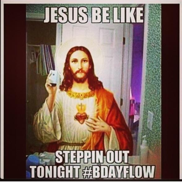 Happy Birthday Jesus Meme