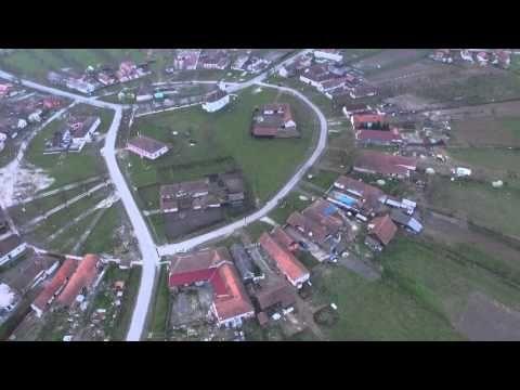 Sarlota, Charlottenburg, singurul sat rotund din Romania