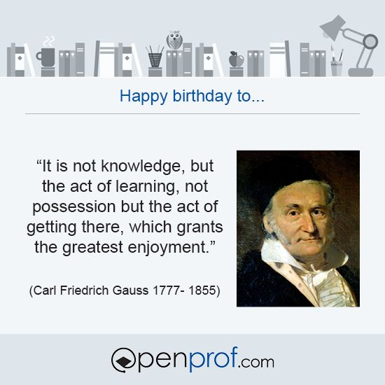 #gauss #scientist #science #aphorism #quote