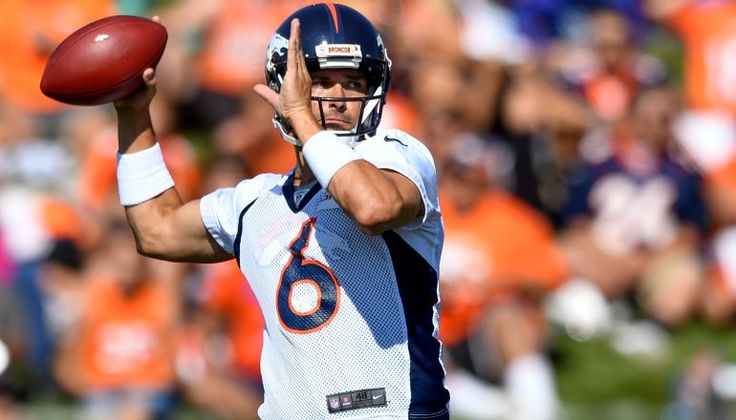 Dallas Cowboys Steals Mark Sanchez After Broncos Cuts Hes Expected To Backup To Rookie Dak Prescott