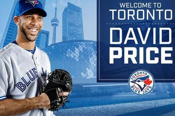 David Price's Journey to Toronto Blue Jays Is Strewn with Flat Tires and Popcorn | Bleacher Report