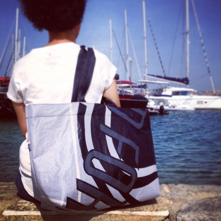 Another great weekend on the island. #beachbag #thinksea #unique #handcraft #used #reused #recycle #upcycling #upcycled #urban #customize #parosurfclub #parosurfshop #tserdakia #paros #summer #colorful #shopping #madeingreece #windsurfing #sails #kiteboarding