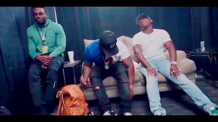 OT Genasis Hotbox With Snoop Dogg & Crip Walks On Tour Bus | Siccness net