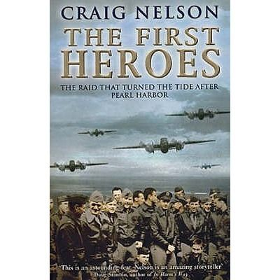 18 April 1942. Sixteen planes take off from a US Navy carrier in the mid-Pacific. A squadron of young, barely trained flyers under a famous daredevil, Jimmy Doolittle, they are America's first retaliation towards Japan since Pearl Harbour. Their mission: to bomb Japan's 's five main cities including Tokyo. See if it is available: http://www.library.cbhs.school.nz/oliver/libraryHome.do
