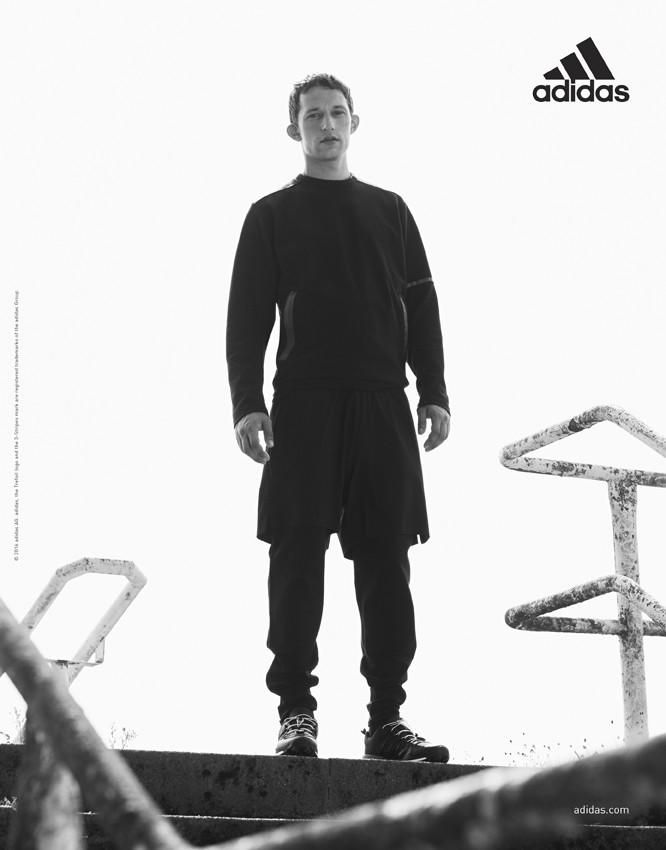 Leo Topalov for Adidas Spring 2016 Campaign – PROJECT TEN