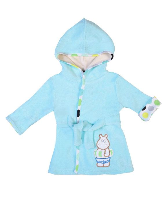 Organic Kids Bathrobe, Hooded bath towel,toddler Bathrobe, kids bath towel,(size 1-4 ages)