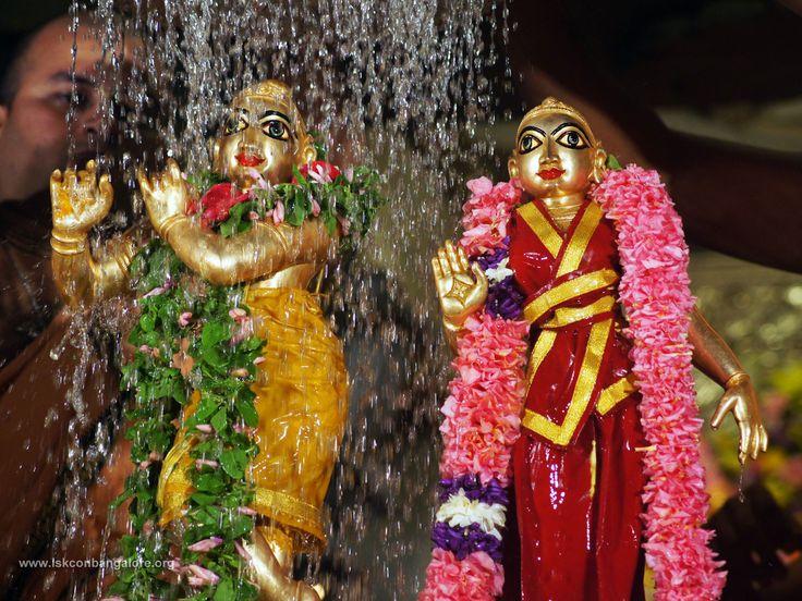Sahasra dhara Snana