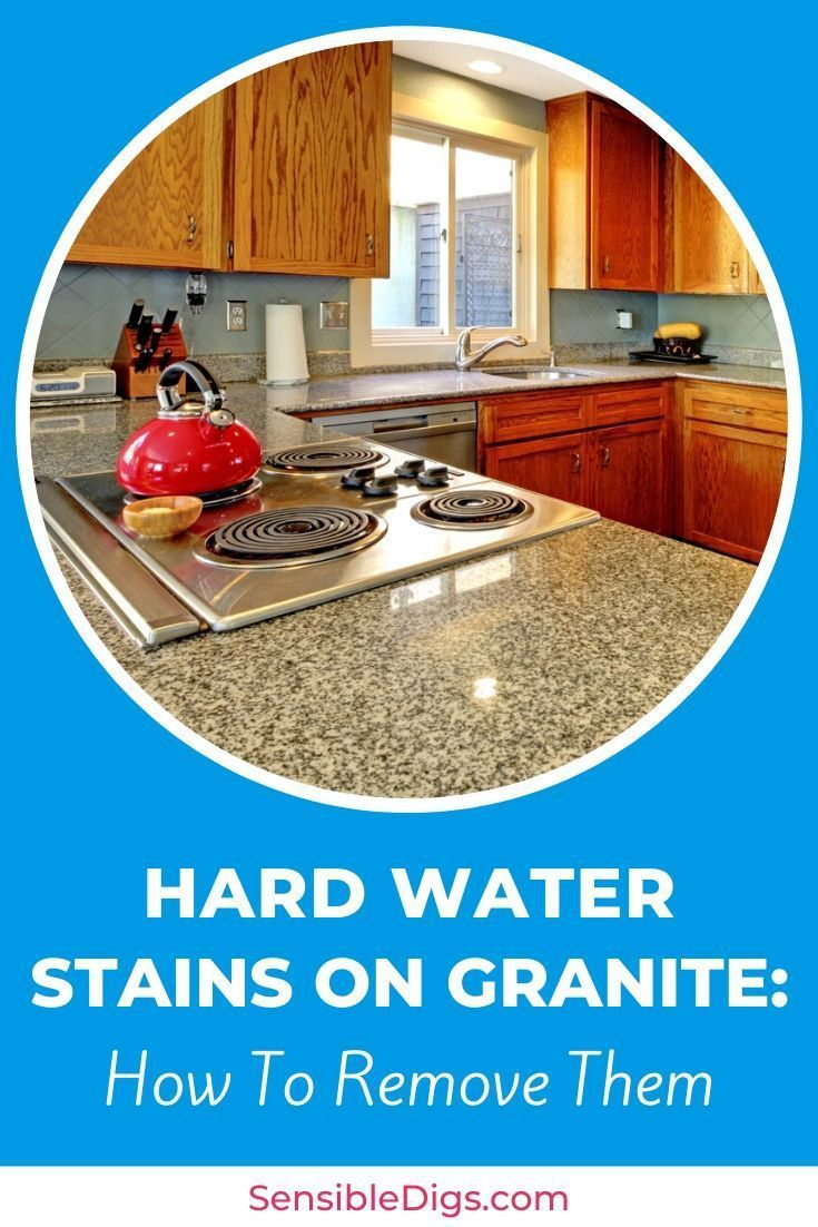 Granite Is A Super Durable Material But It S Not Immune To The