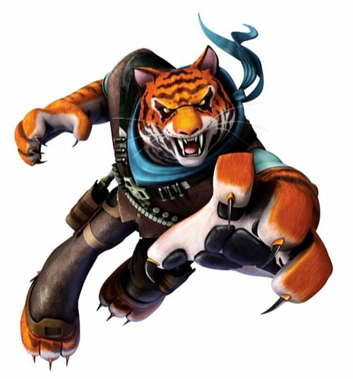 tmnt tiger claw nickelodeon   Tiger Claw - TMNTPedia
